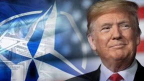 Trump skinning NATO in Afghanistan