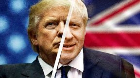 Boris Johnson, 'Britain Trump'
