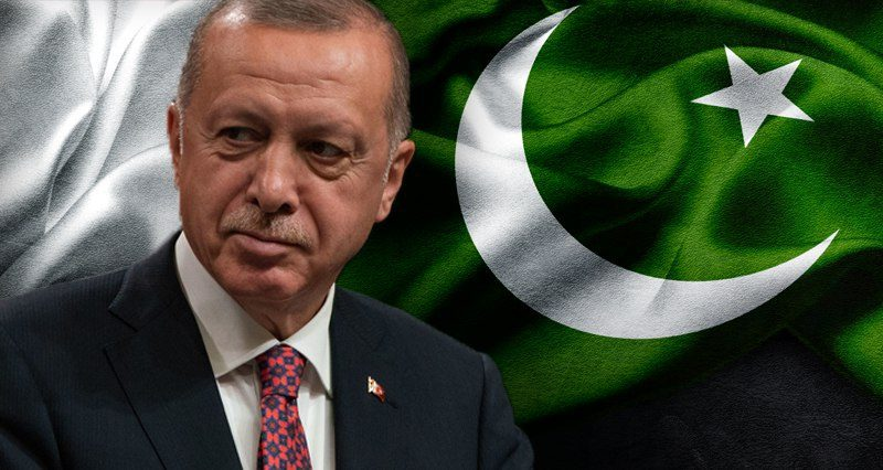 Meeting in Islamabad: Clear anti-Western message in Erdogan words