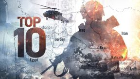 Top 10 movies about conflicts in the Middle East