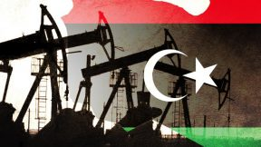 Who owns Libya's oil?