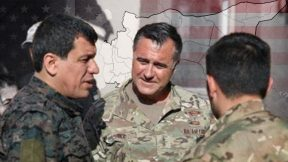 Washington revamps efforts toward Kurdish puppet state