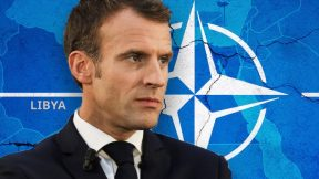Franco-Turkish conflict as a symptom of NATO's death