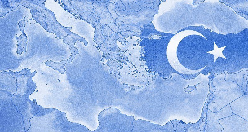 What is the Blue Homeland in the 21st century?