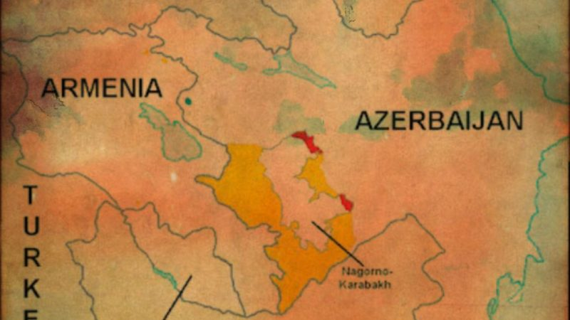 The Geopolitics of the conflict between Armenia and Azerbaijan