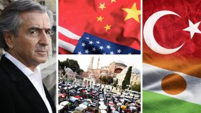 Levy in Libya, Escalation in US-China relations, Turkey-Niger military agreement