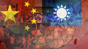 Taiwan's 'tyranny': from a fight in parliament to global war