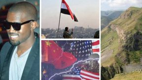 Azerbaijan, Syria, Kanye West and Chinese-US sanctions