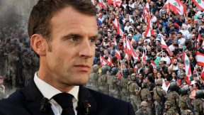 Will Macron use the tragedy in Beirut to restore French rule over Lebanon?