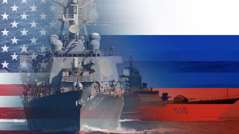 Buildup in the Mediterranean: Russia's Fifth Fleet vs. the US' Sixth Fleet