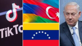Trump VS TikTok, anti-Netanyahu protests, Armenia VS Azerbaijan