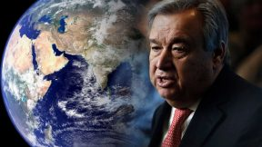 Call for the New World Order from the UN Secretary General