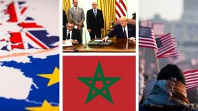 Serbia and Kosovo talks with Trump, meeting in Morocco on Libya, U.S. protests, Brexit