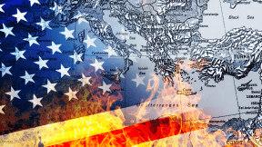 The US' 'Accidental' Attack On The Turkish Navy