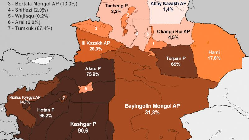 Xinjiang Geopolitics in the 21 century: BRI, the US alliance with terrorists and fake news