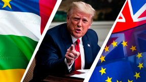 Trump and coronavirus, Brexit deal, CAR elections, Elections in Niger
