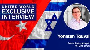 Rapprochment between Turkey and Israel?