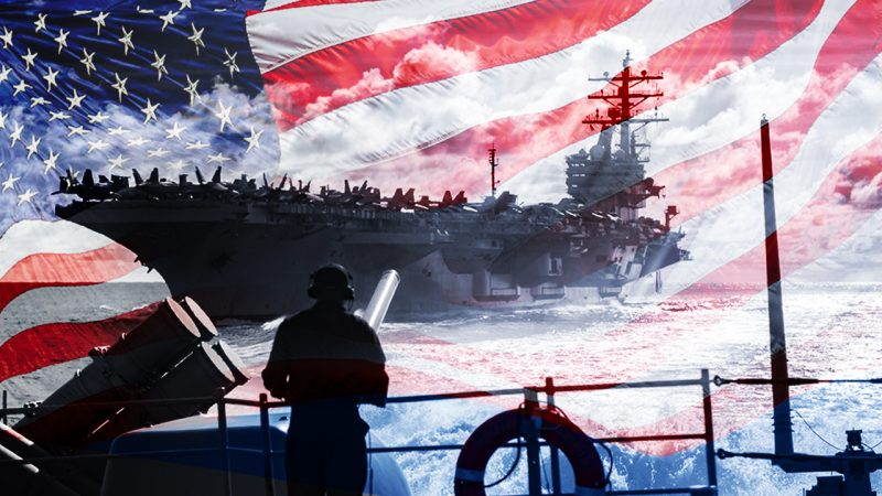 The US Navy is not ready for a conventional war
