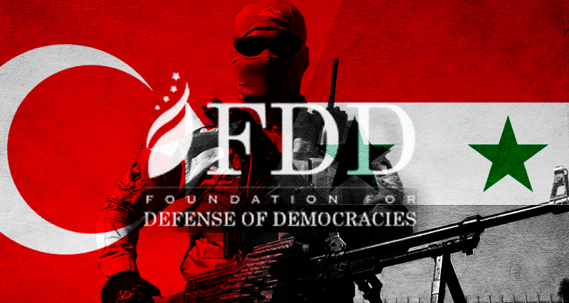 "US Think Tank FDD's proposals to Biden on how to advance ""Kurdistan"" in Turkey and Syria"