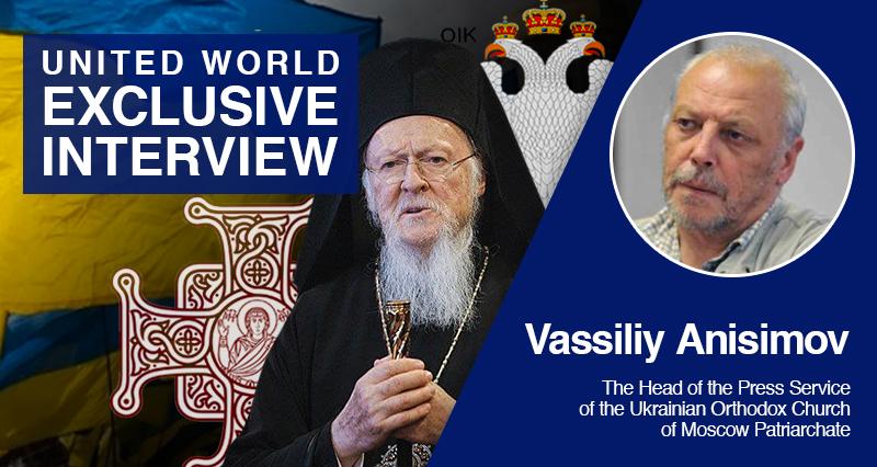 """Patriarch Bartholomew divides the Orthodox World"""