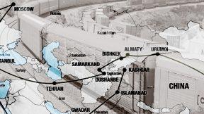 Railway revolution in Eurasia