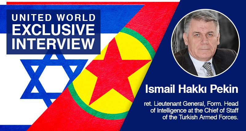 """""""The PKK is priority in talks to Israel"""""""