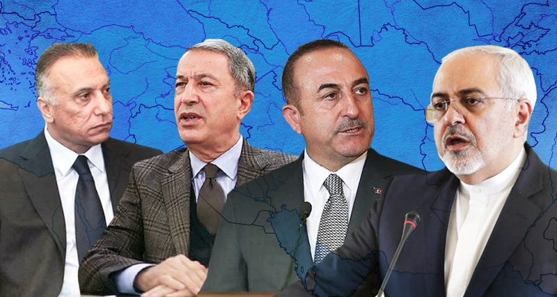 Last Week in Turkey: Defense Minister's visit to Iraq, Turkish-Iranian diplomatic meeting, lockdowns and vaccination efforts against the pandemic