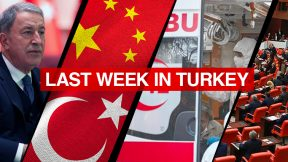 Debates over new constitution, Defense Minister visits Germany, Extradition Agreement between China and Turkey, vaccination and lockdown efforts against the pandemic