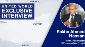 "On Turkish-Egyptian maritime deal: ""On what basis?"""