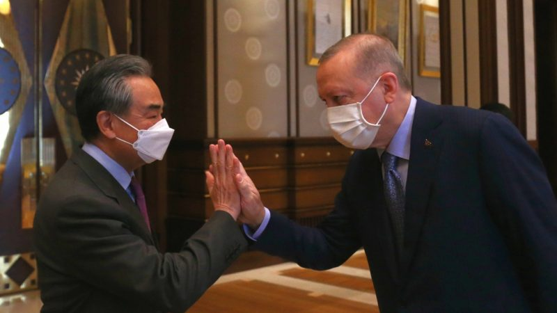 Wang Yi's Agenda for the Middle East