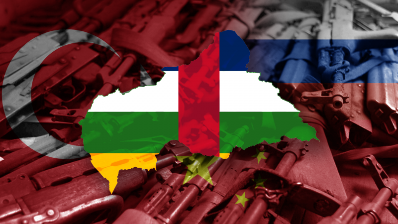 A geopolitical shift in the Central African Republic (Part 1/2)