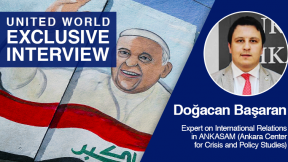 Visit of the Pope to Iraq: Sequel of the 'Moderate Islam' Project