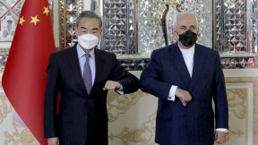 """""""Road Map on Iran-China relations"""""""