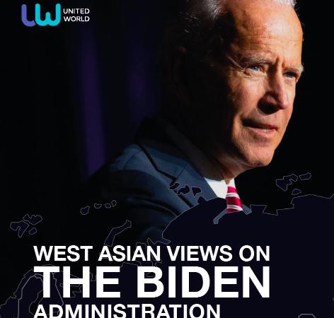 UWI's international survey report: West Asian Views on the Biden Administration