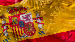 Global Covid Situation, Pt. 4: Spain