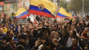 Colombia is exploding