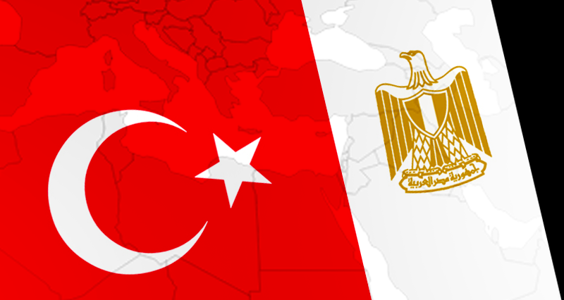 5 Topics on the table in negotiations between Ankara and Cairo