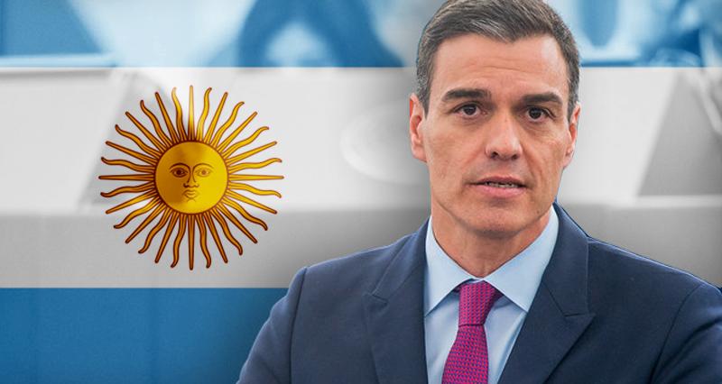 Pedro Sánchez' official visit to Argentina