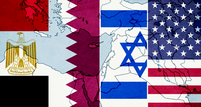 A glance at Egypt: Sisi in Doha and Blinken in Cairo for the first time to shore up Palestine-Israel ceasefire