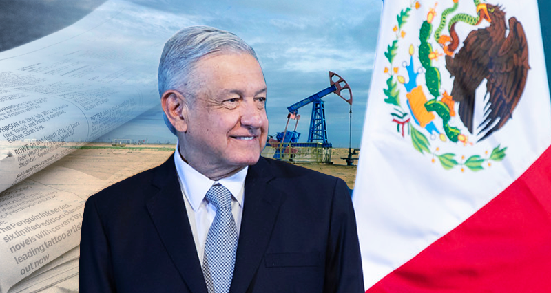 Mexico places the state at the center of economics – global financial media cries out loud