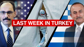 Turkish top diplomat's visit to Greece; American State Department official's meeting with the Turkish Presidential Spokesperson; Vaccination efforts and the normalization process amidst the Covid-19 pandemic