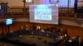 Who makes up the so-called 'Uyghur Tribunal'?