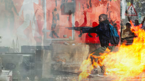 Riots and looting in South Africa
