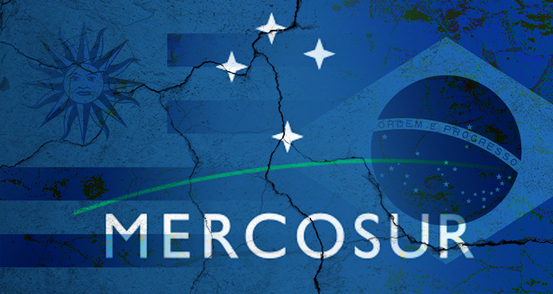 Mercosur and the risks of rupture inside the commercial block