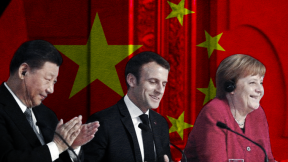 French-German-Chinese summit