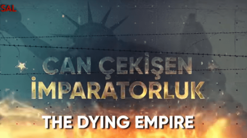 """New documentary on the US: """"The Dying Empire"""""""