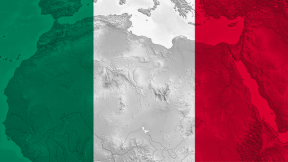Italy's North Africa policy depends on its sovereignty