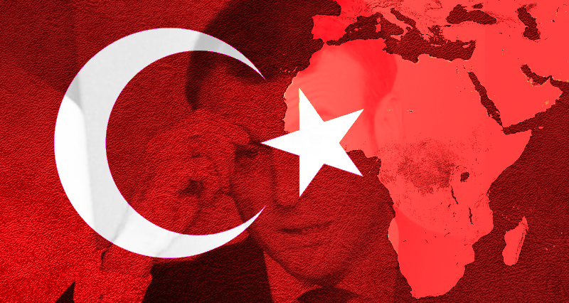 Turkish initiatives in Africa are causing concern in France