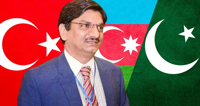 The axis of Baku-Ankara-Islamabad is the guarantor of peace in the region