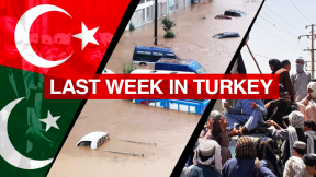 Pakistani President's official visit to Turkey; Flood disasters in the Black Sea region of Turkey; Remarks on Afghan crisis from government and opposition politicians in Turkey